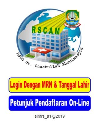 Pendaftaran Online RSUD dr. Chasbullah Abdulmadjid Kota Bekasi