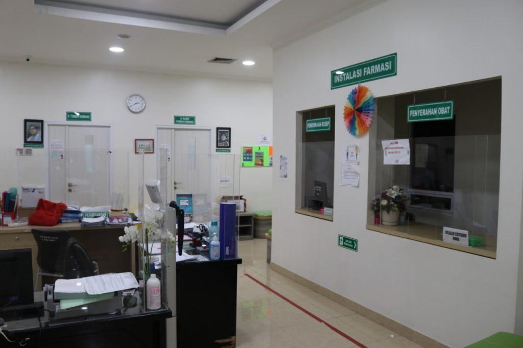 Farmasi Poliklinik Eksekutif Anak (Merak)